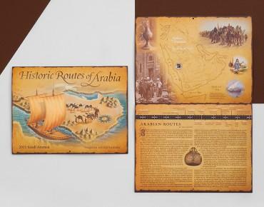 Historic Routes of Arabia