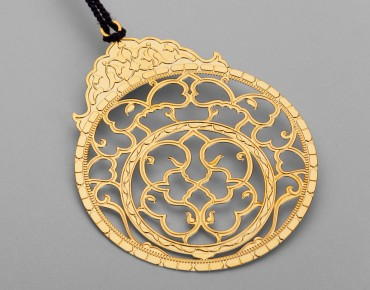 Astrolabe Bookmark